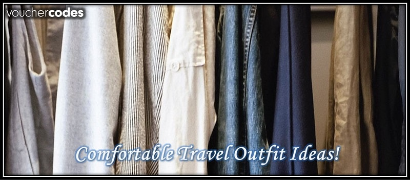 Comfortable Travel Outfits For Men And Women!